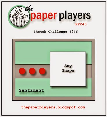 Paper Players #246