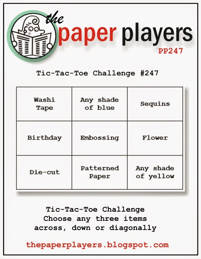 Paper Players #247