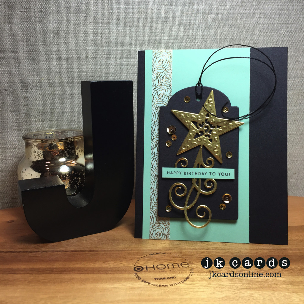 Gold Mint Shining Star Birthday-WM-imp