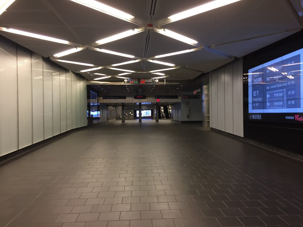 WFC Subway Station