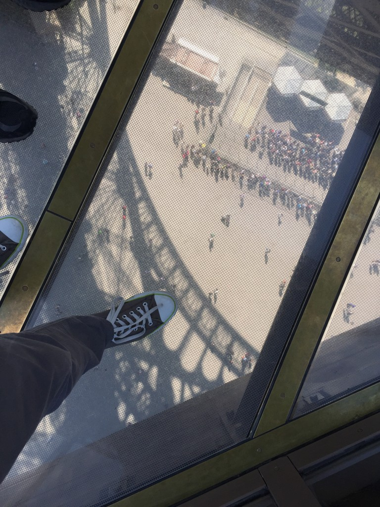 Eiffel Tower Floor