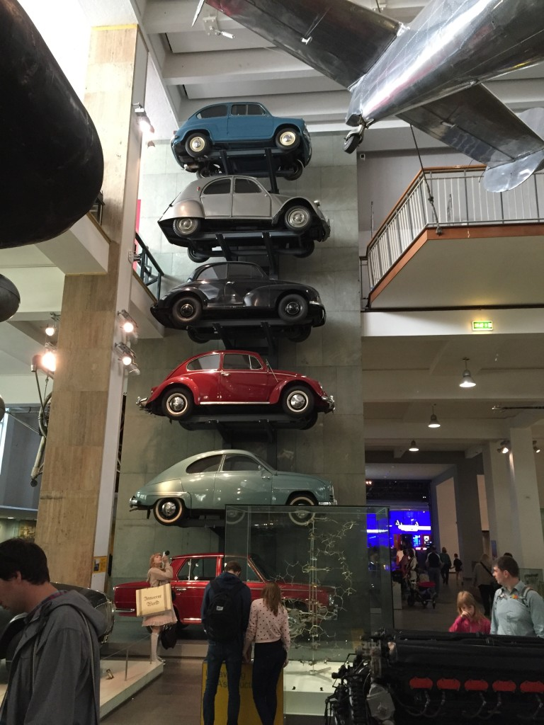 LSM Stacked Cars