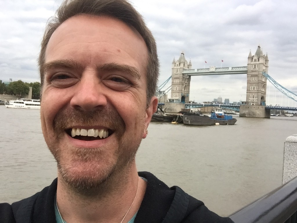 Me & The Tower Bridge