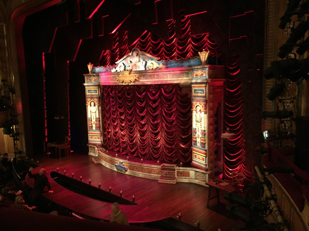 How to Succeed Stage