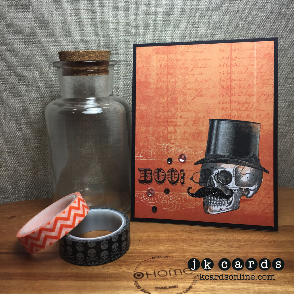 OSAT October Blog Hop Dapper Skull Card-WM