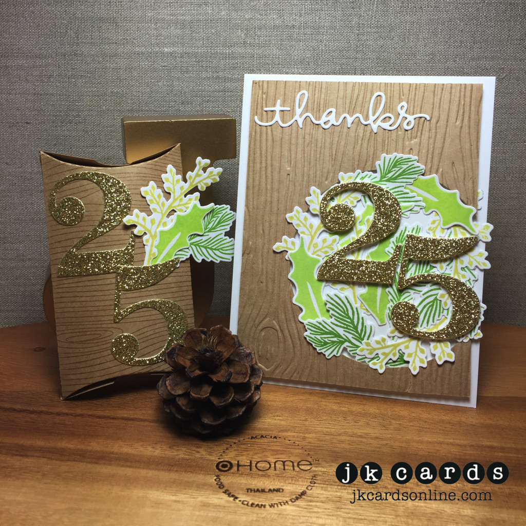 OSAT December Blog Hop - GC Holder & Card-WM