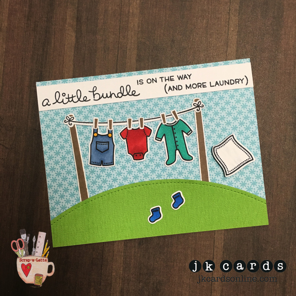 SAL March LF Card Class Little Bundle-WM