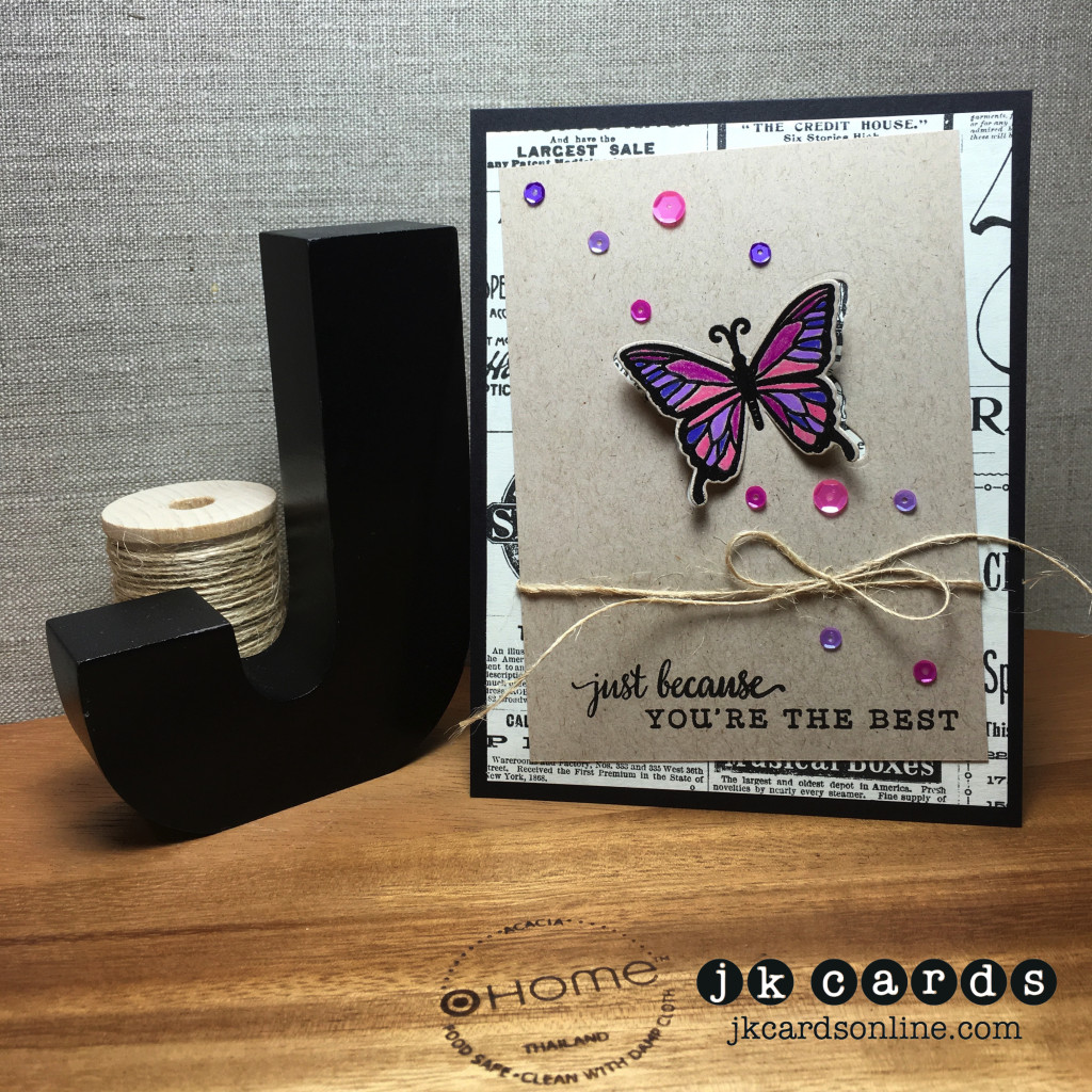 Just Because Butterfly-WM