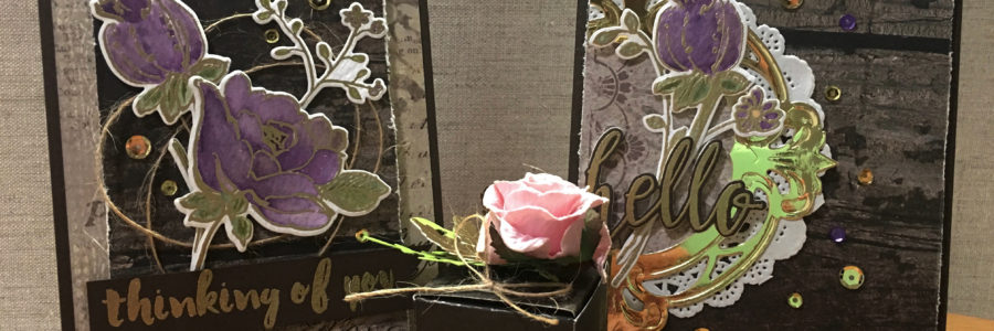 OSAT July Blog Hop – Shabby Chic