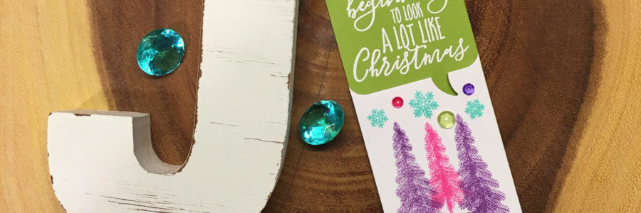25 Days of Christmas Tags featuring Concord & 9th!