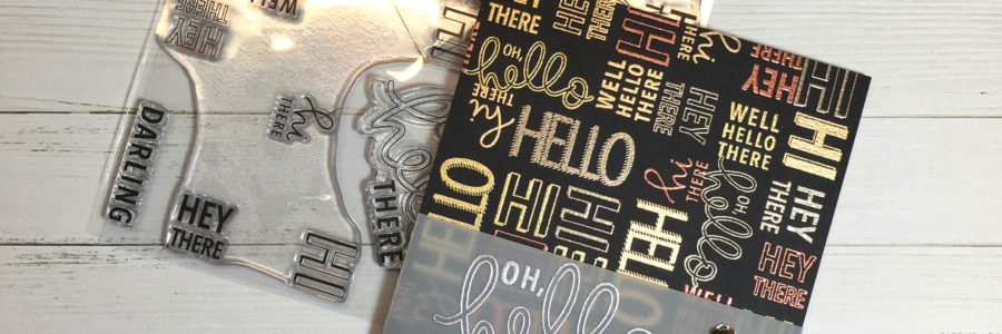 Where Creativity Meets Concord & 9th – Embossing!