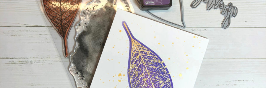 Grateful Amethyst Leaf – Where Creativity Meets Concord & 9th!