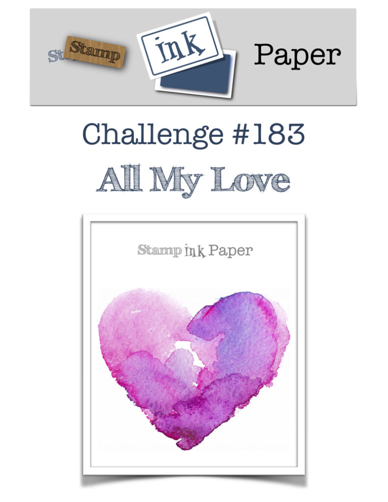 SIP Challenge 183 – All My Love! | jkcards