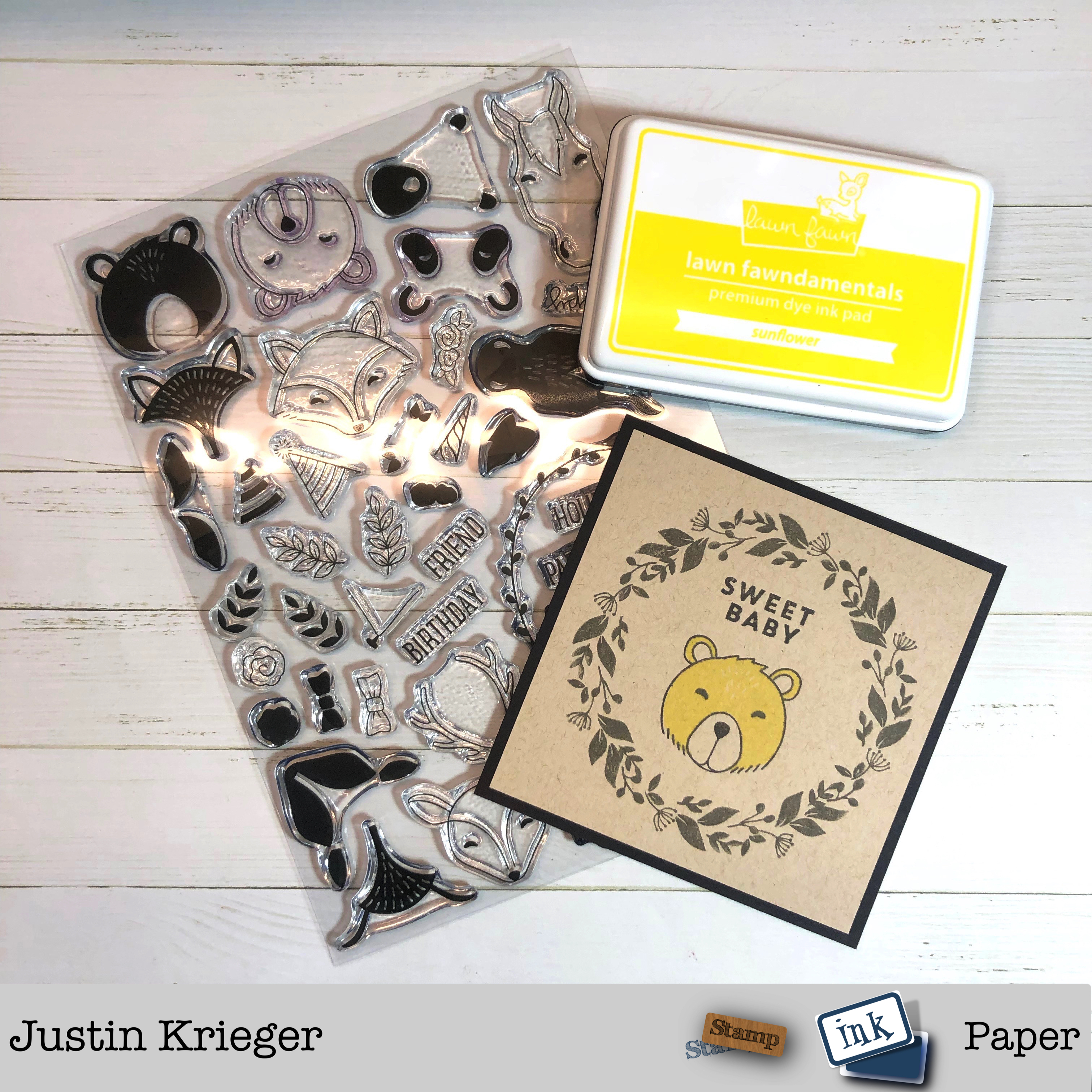 SIP Challenge 184 – Something for Baby! | jkcards
